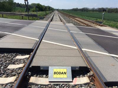 BODAN Level Crossing